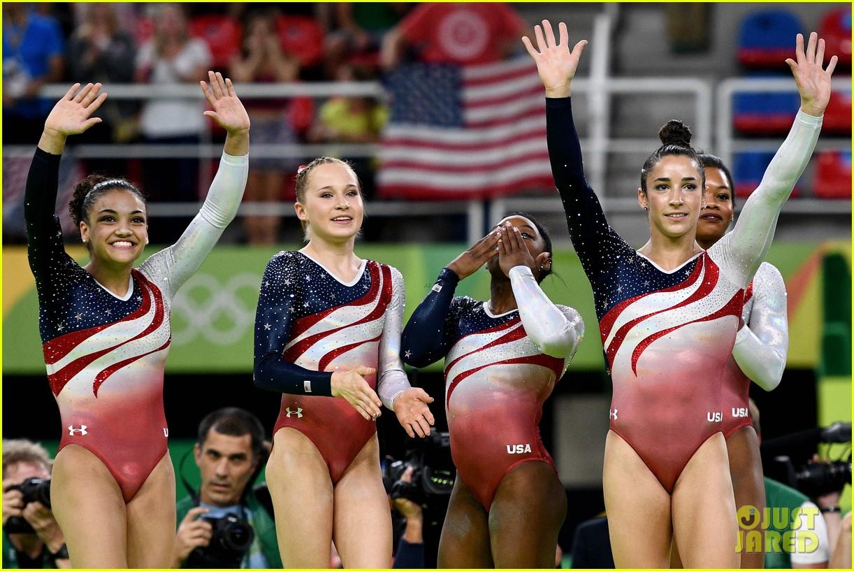 aldo shoes 2016 women s olympic gymnastic team announced foundr