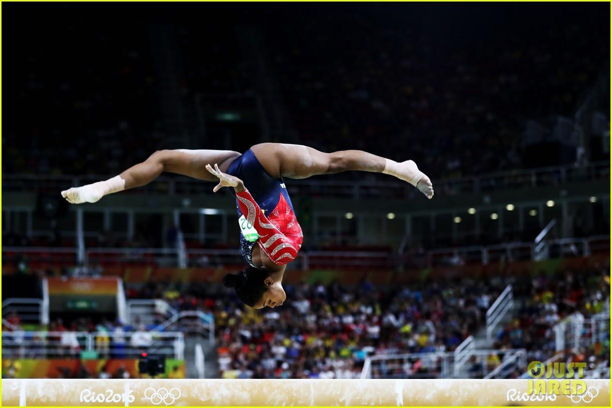 gabby douglas talks losing 2016  rio olympics 09