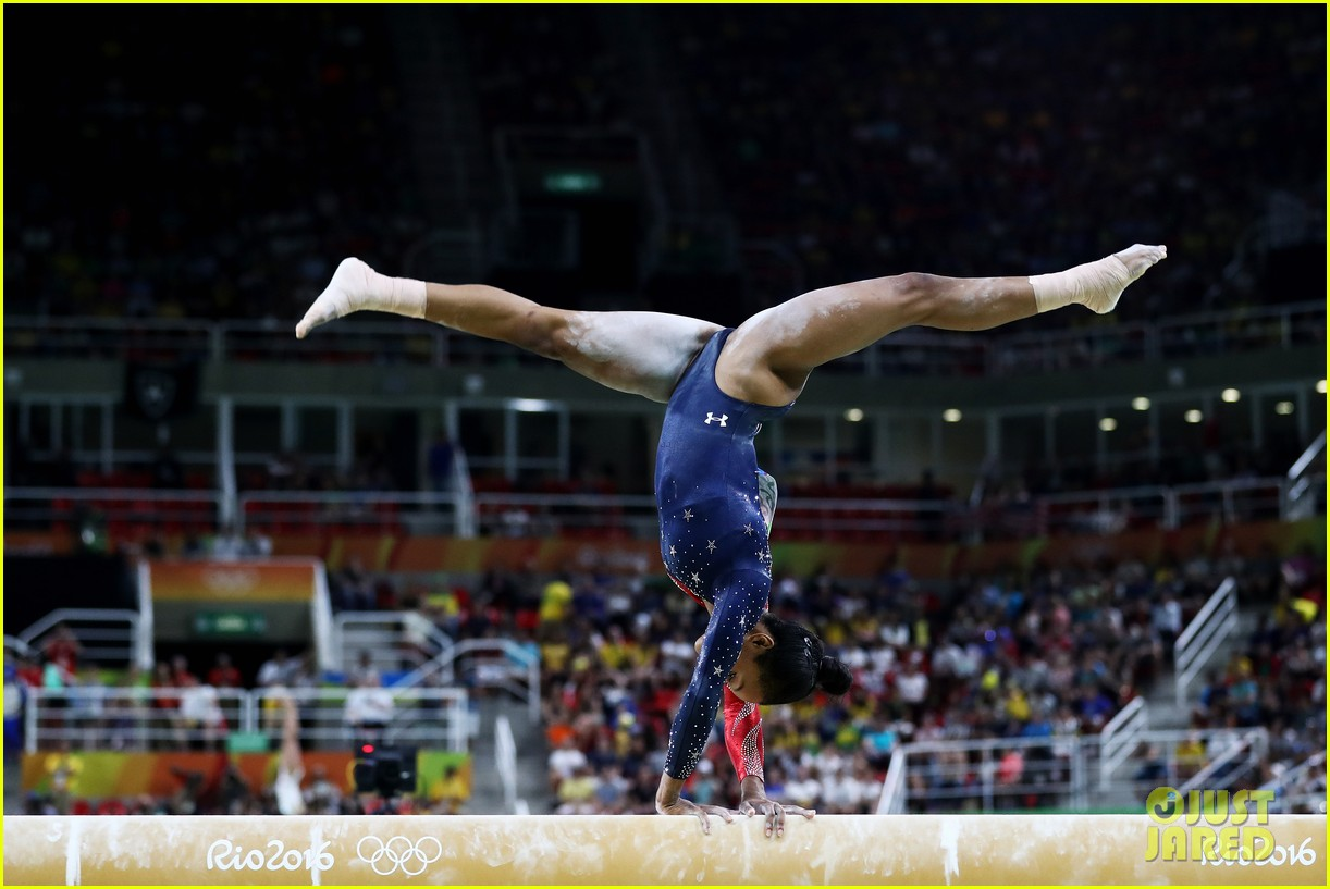 gabby douglas talks losing 2016  rio olympics 15
