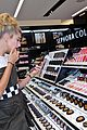 hailey baldwin sephora shop justine skye second bday party 07