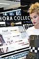 hailey baldwin sephora shop justine skye second bday party 17