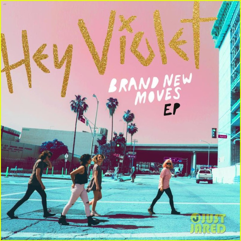 hey violet brand new moves ep 01