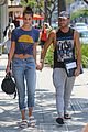 taylor hill hangs with boyfriend michael stephen shank after returning from paris 07