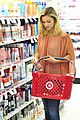 olivia holt shopping target los angeles 07