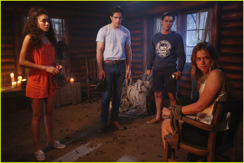 Ronen Rubinstein Reveals His Favorite 'Dead of Summer' Off
