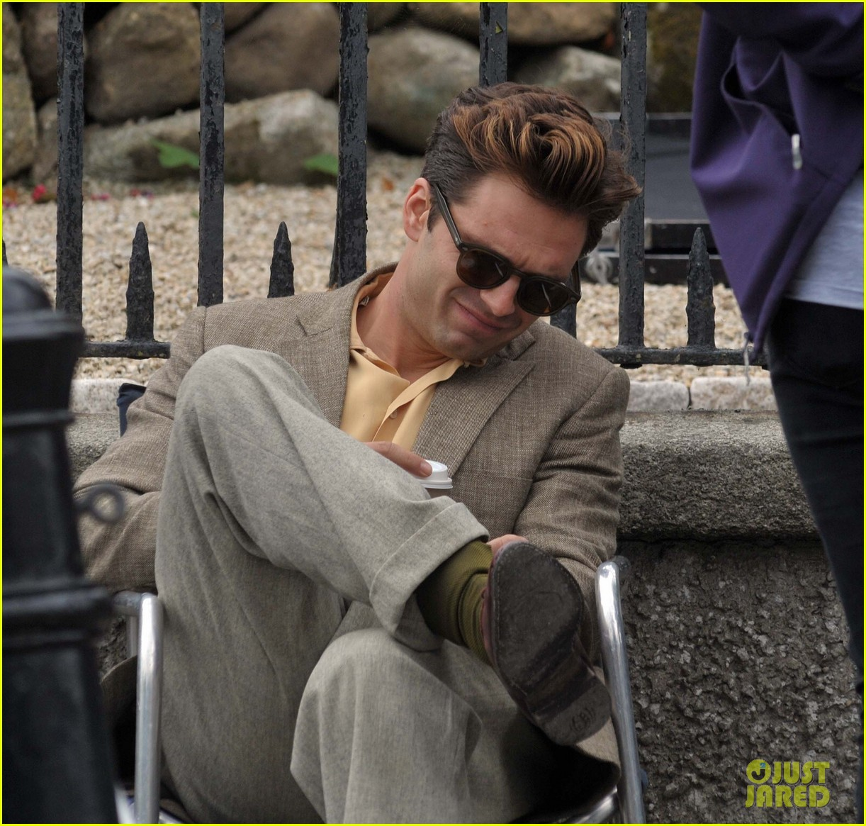 sebastian stan taissa farmiga filming movie ireland 11