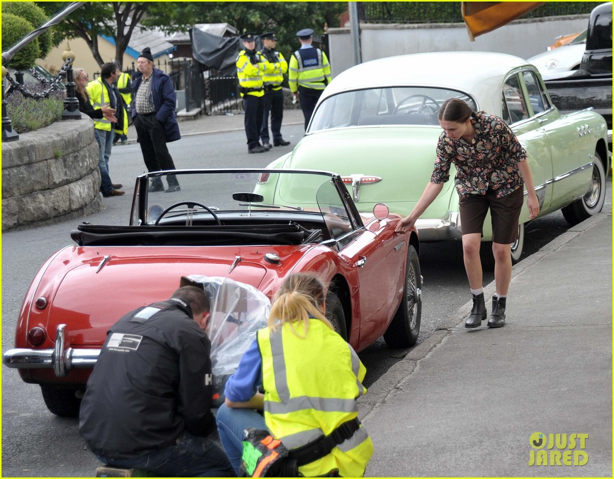 sebastian stan taissa farmiga filming movie ireland 42
