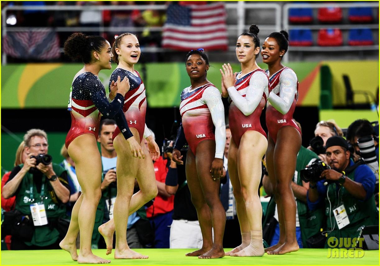Who won womens all around gymnastics — photo 2
