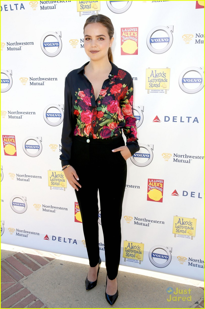 bailee madison nolan gould more alex lemonade hero dog awards 15