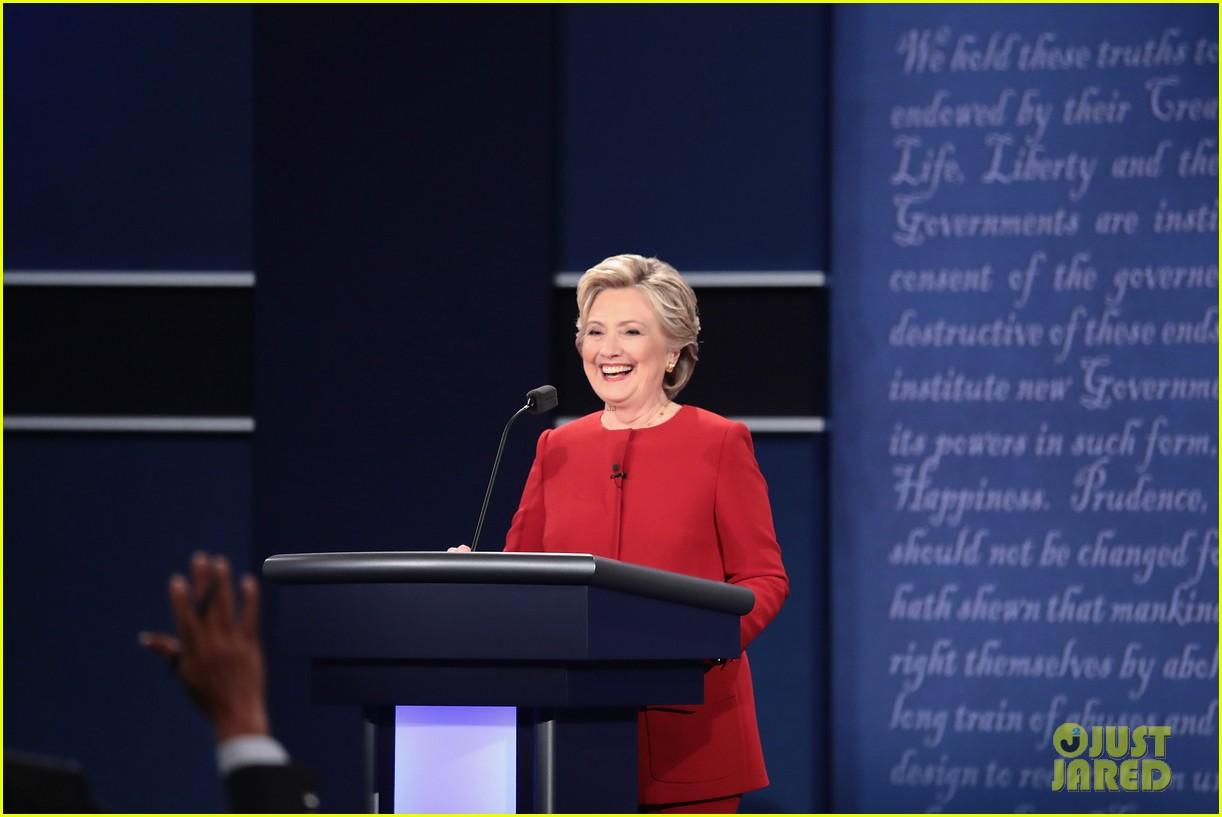 celebs tweet presidential debate 11
