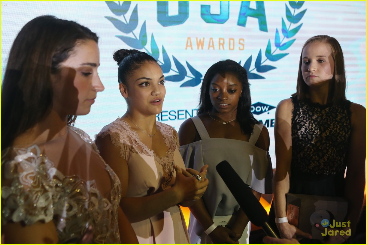 simone biles aly laurie madison katie ledecky more team usa awards 19