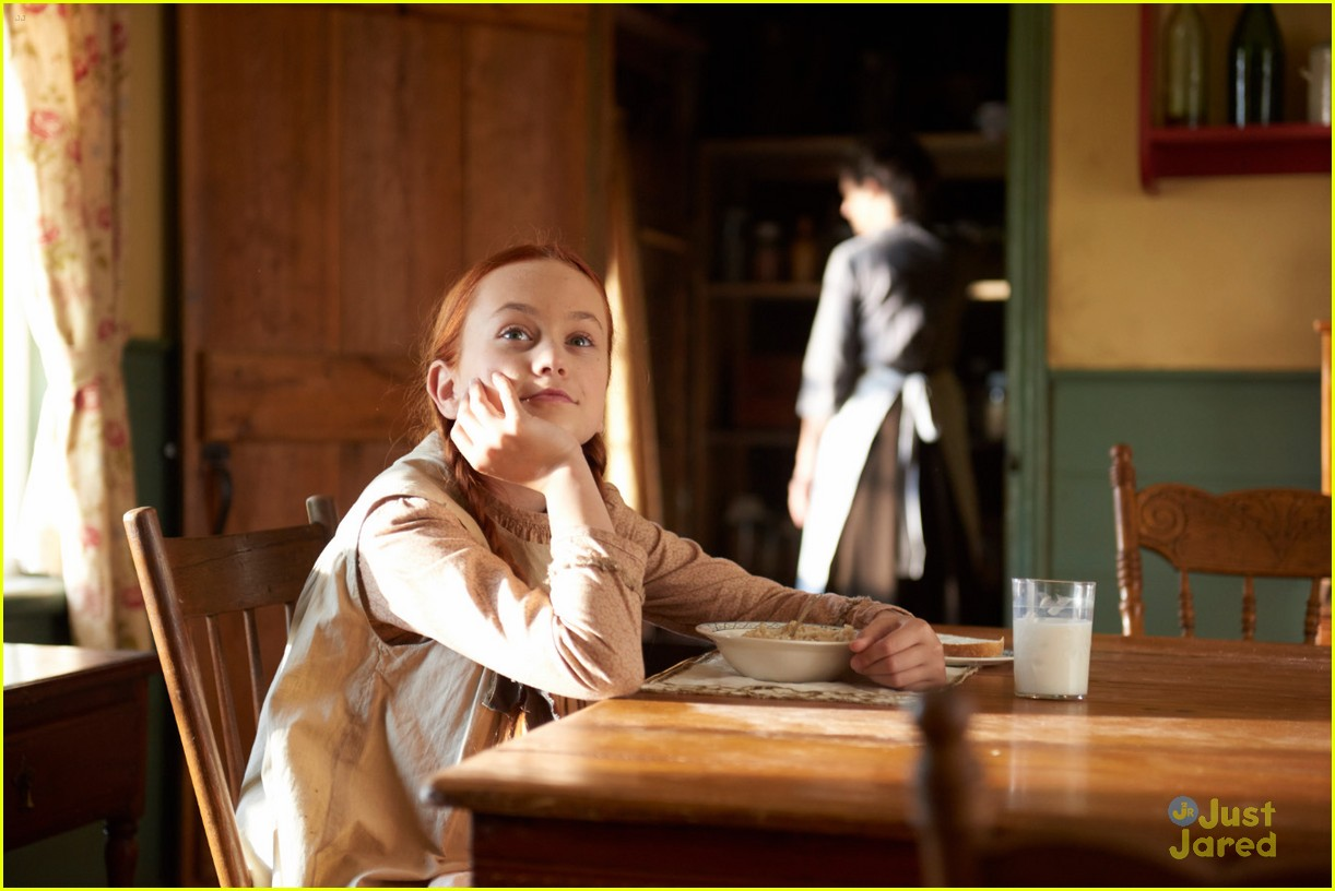 New Anne Of Green Gables Tv Adaption Airing On Pbs