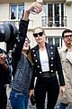 gigi hadid and doutzen kroes hit the runway for the isabel marant paris fashion show2 05