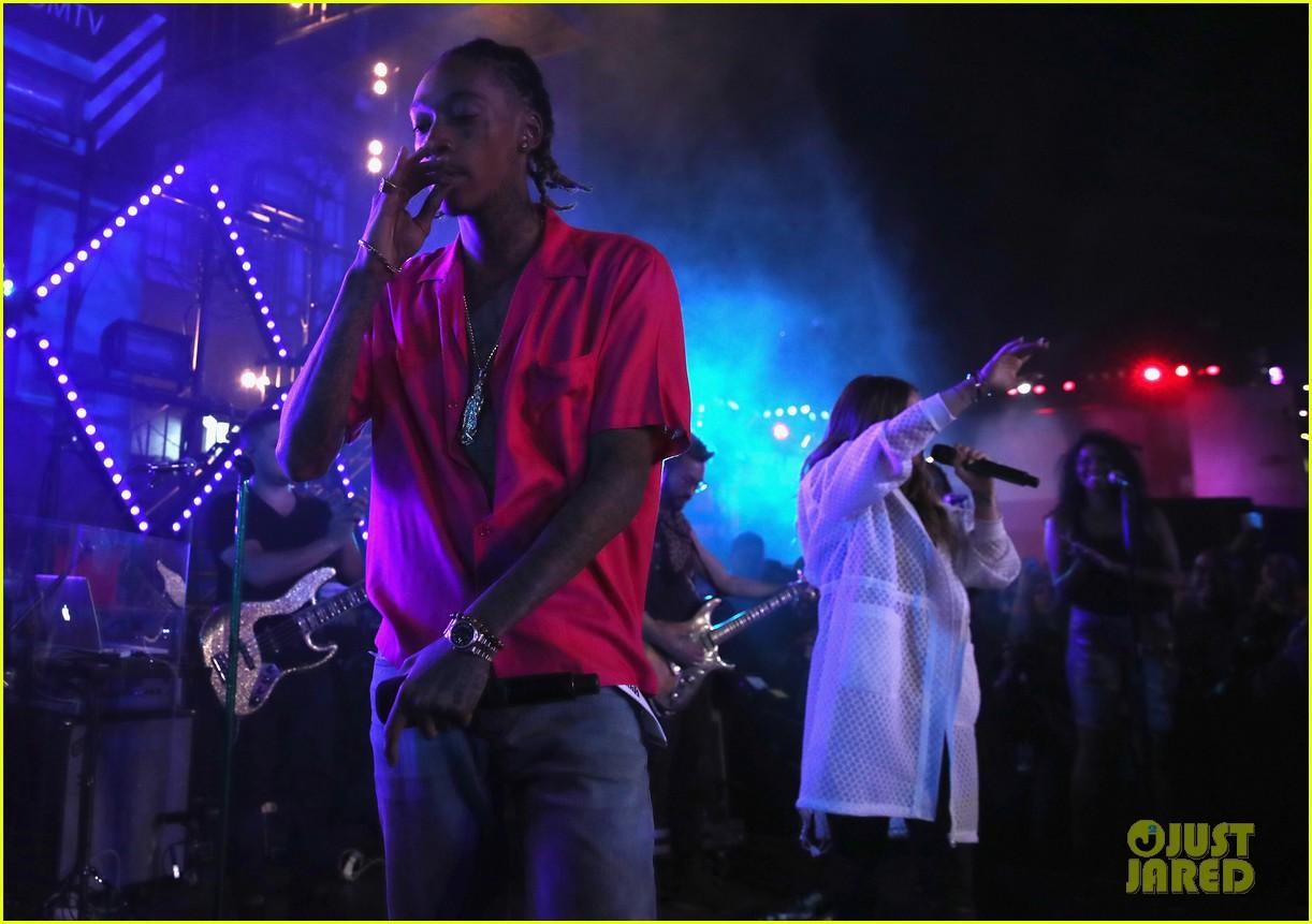 jojo mtv wonderland event performance pics videos 07