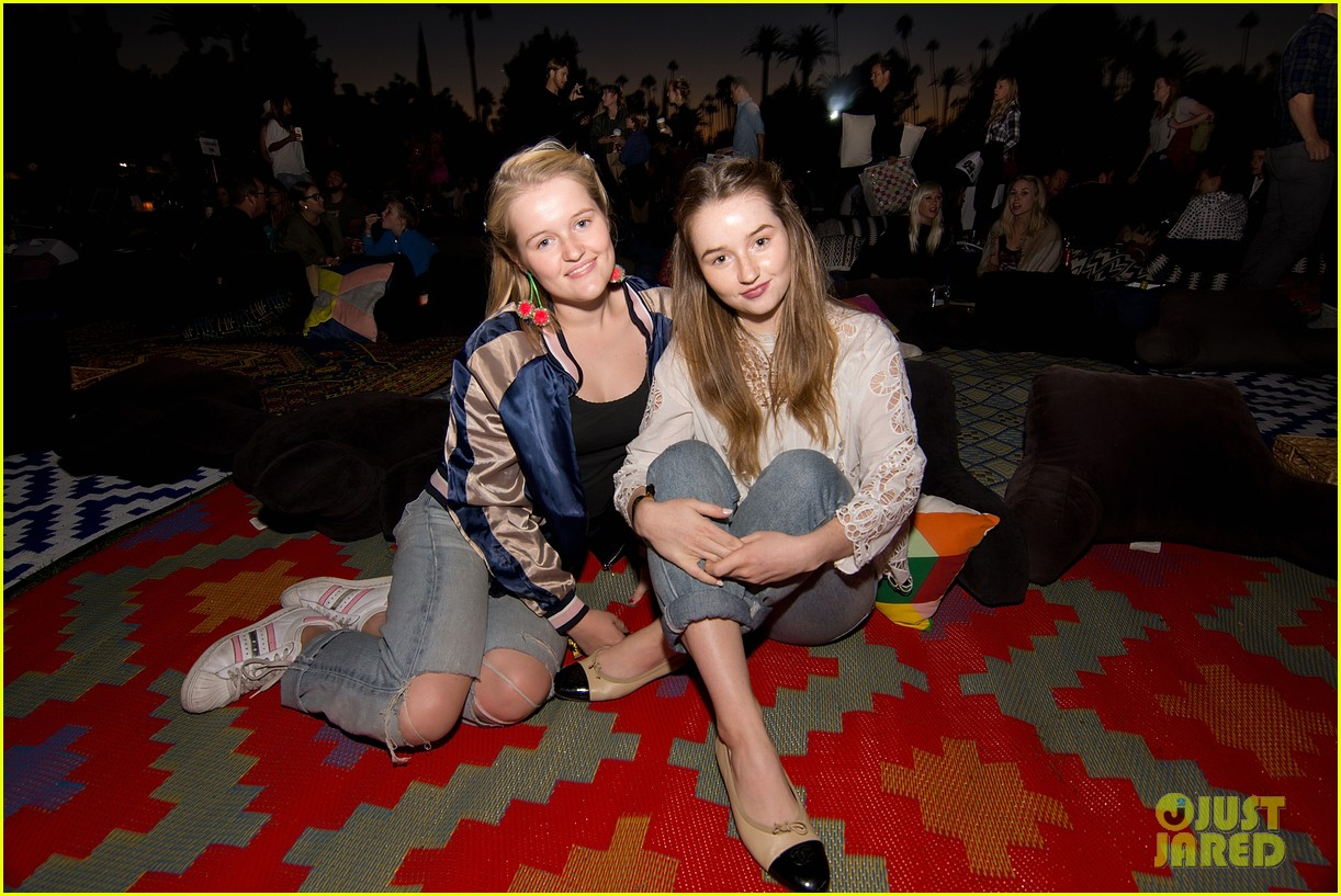 kaitlyn dever tahj mowry sixteen candles screening 12