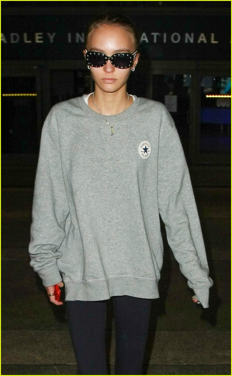 lily rose depp heads back to la after the dancer premiere 02