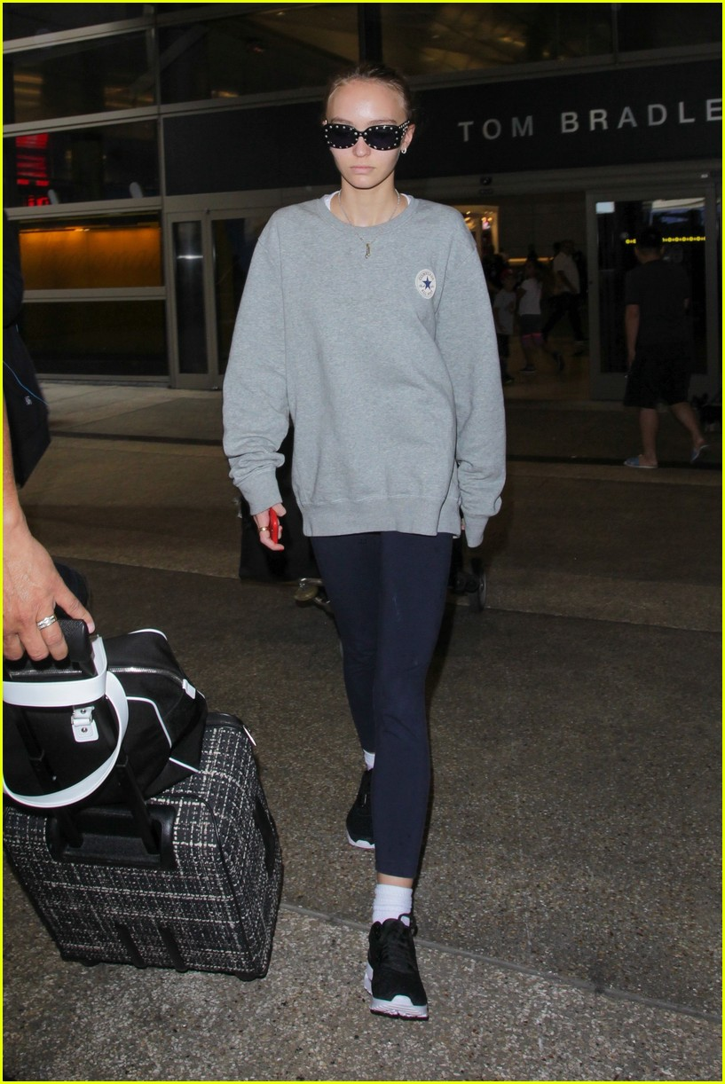 lily rose depp heads back to la after the dancer premiere 12