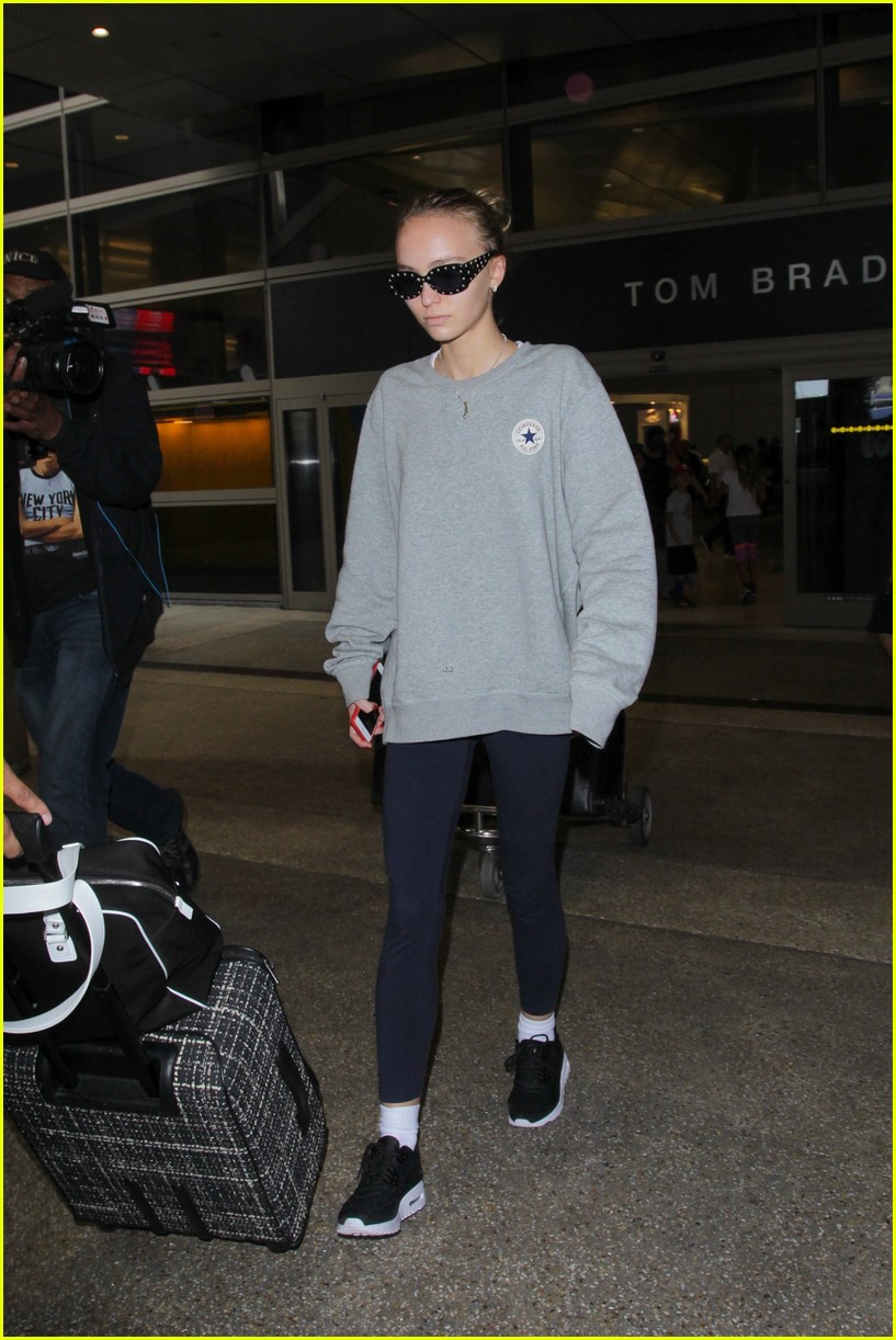 lily rose depp heads back to la after the dancer premiere 18