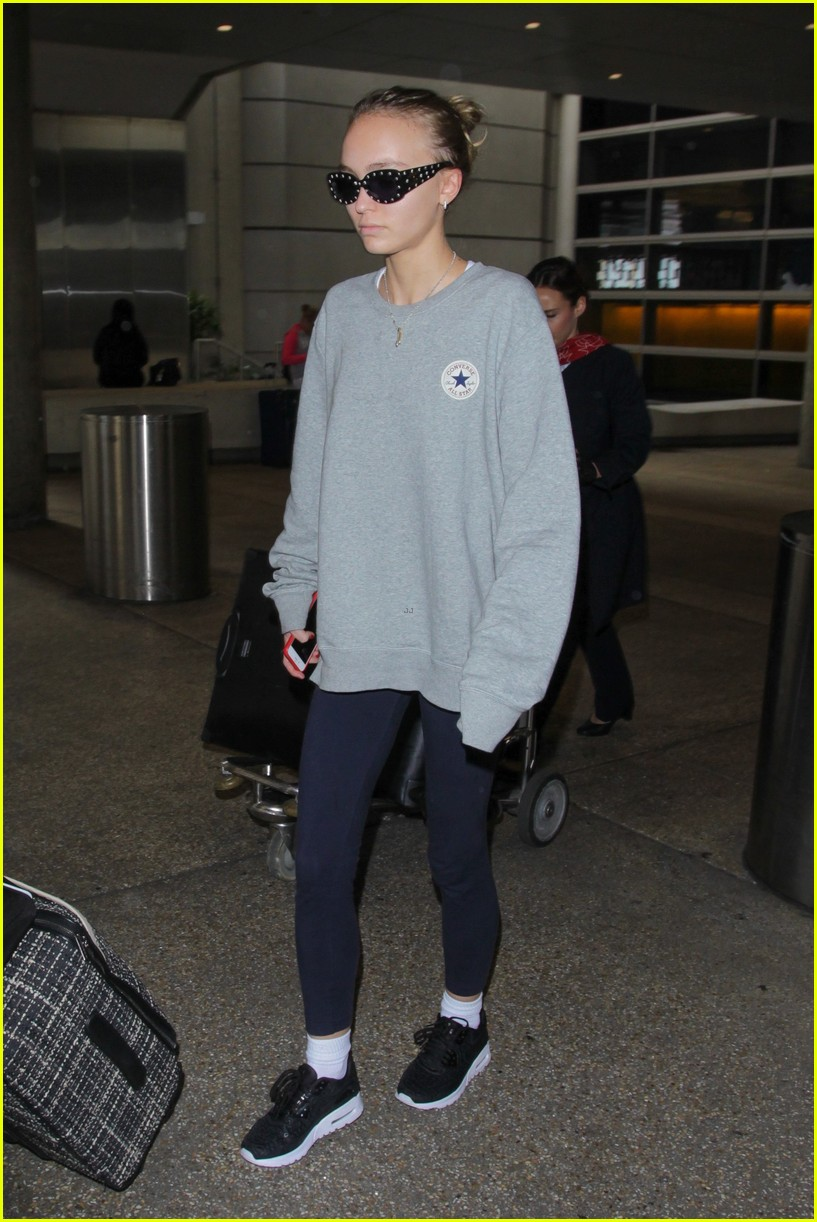 lily rose depp heads back to la after the dancer premiere 19