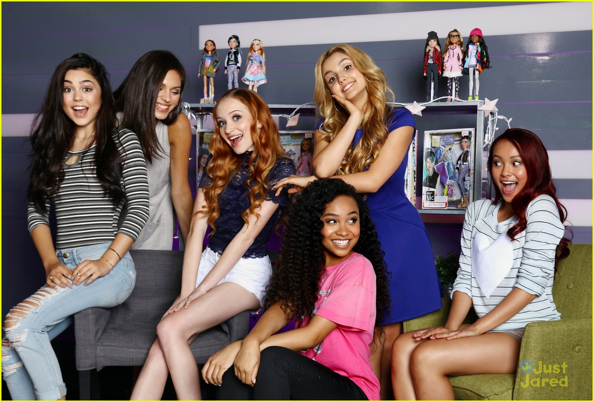 project mc2 girls cast dolls shoot 10