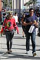 sofia richie dad lionel walk talk los angeles 14
