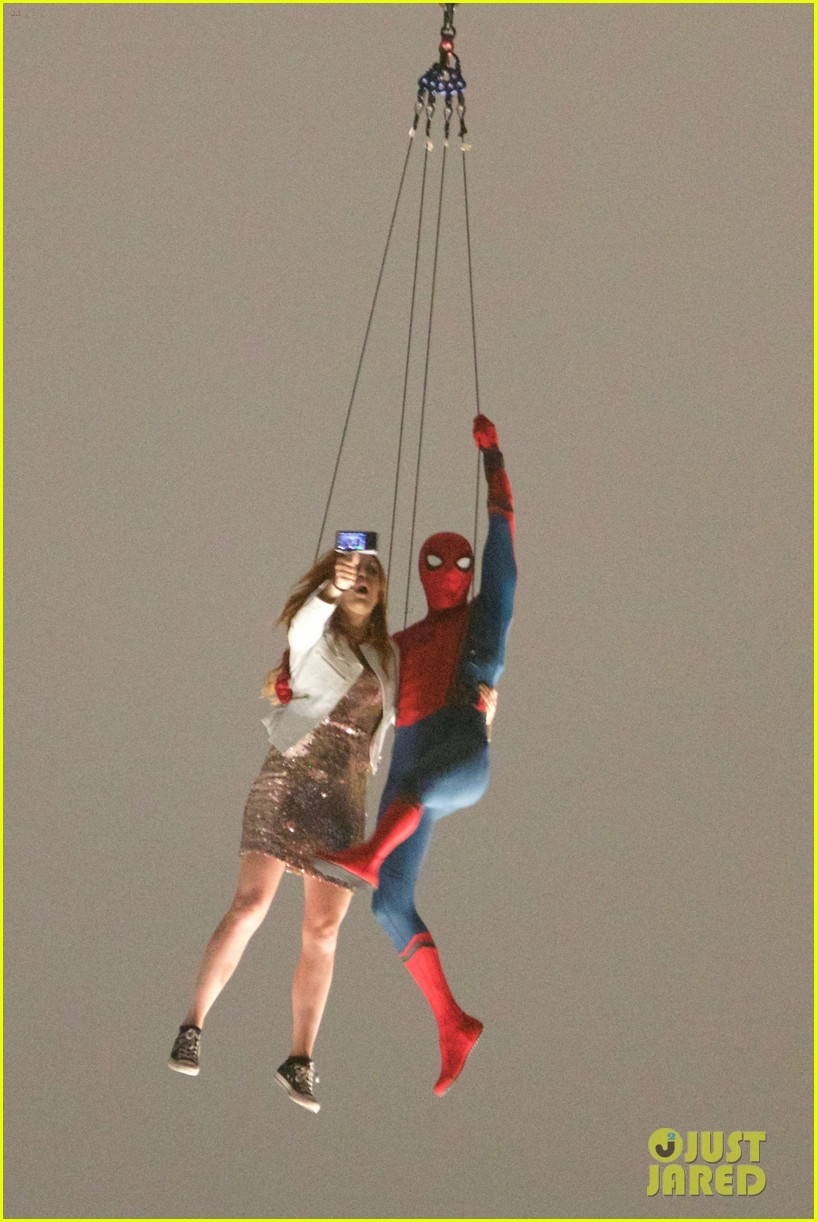 spider man stunt doubles helicopter scene 09