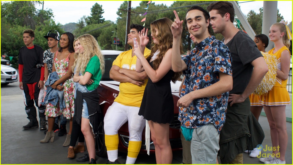 olivia holt ryan mccartan standoff exclusive clip 16