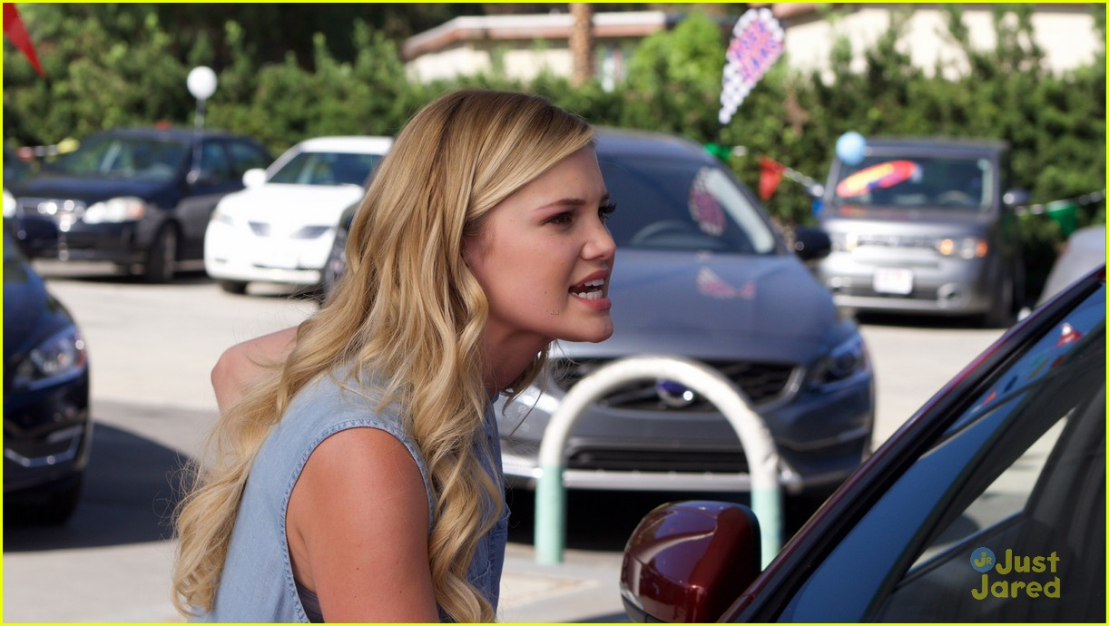 olivia holt ryan mccartan standoff exclusive clip 42