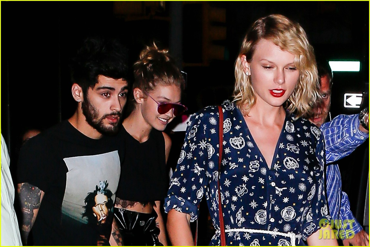 taylor swift spends the night hanging out with bff gigi hadid and zayn malik3 16