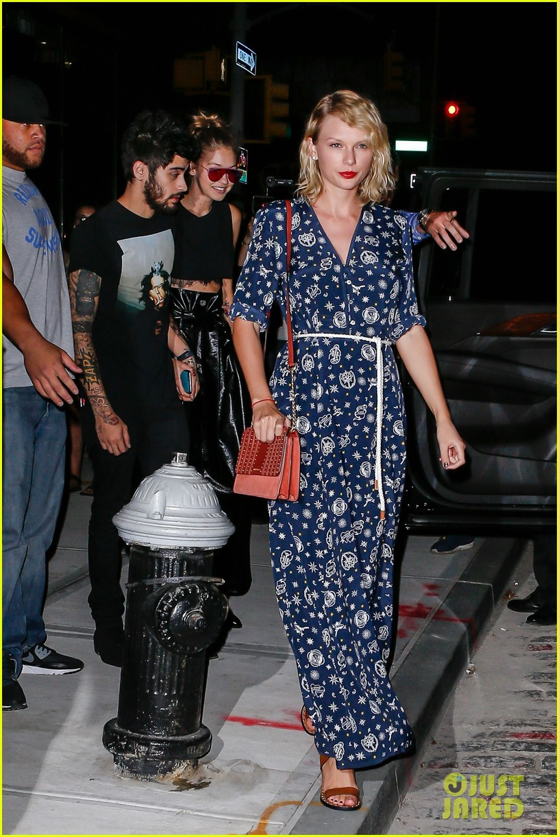 taylor swift spends the night hanging out with bff gigi hadid and zayn malik3 22