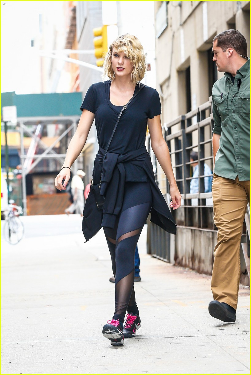 Taylor Swift Hits The Gym After Breakup With Tom Hiddleston Photo 1021047 Taylor Swift Pictures Just Jared Jr