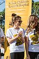 ashley tisdale lucy hale more st jude cancer walk 11