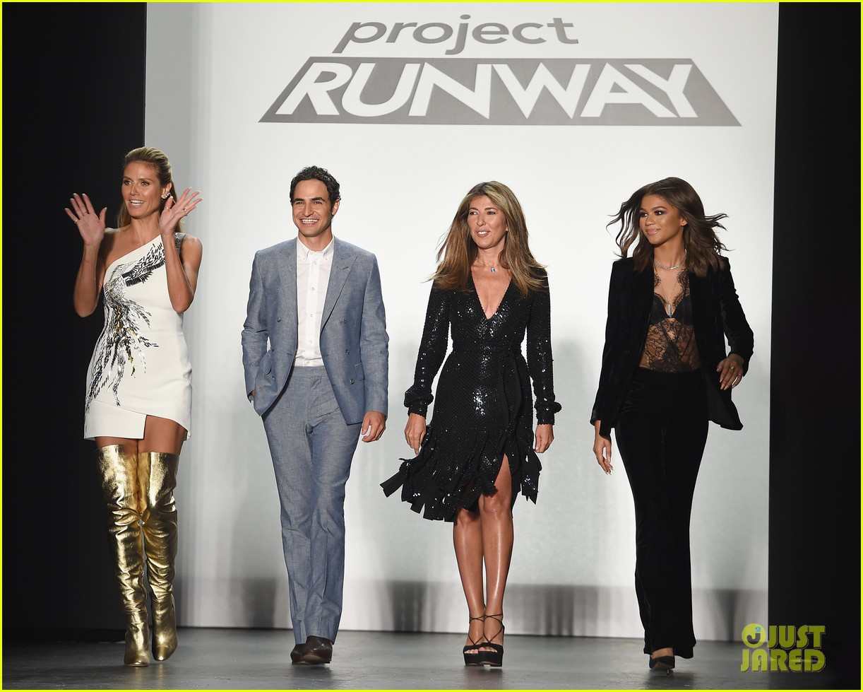 New York Fashion Week Project Runway Jr