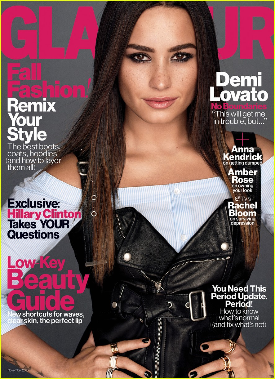 Is Demi Lovato Cutting Again new picture