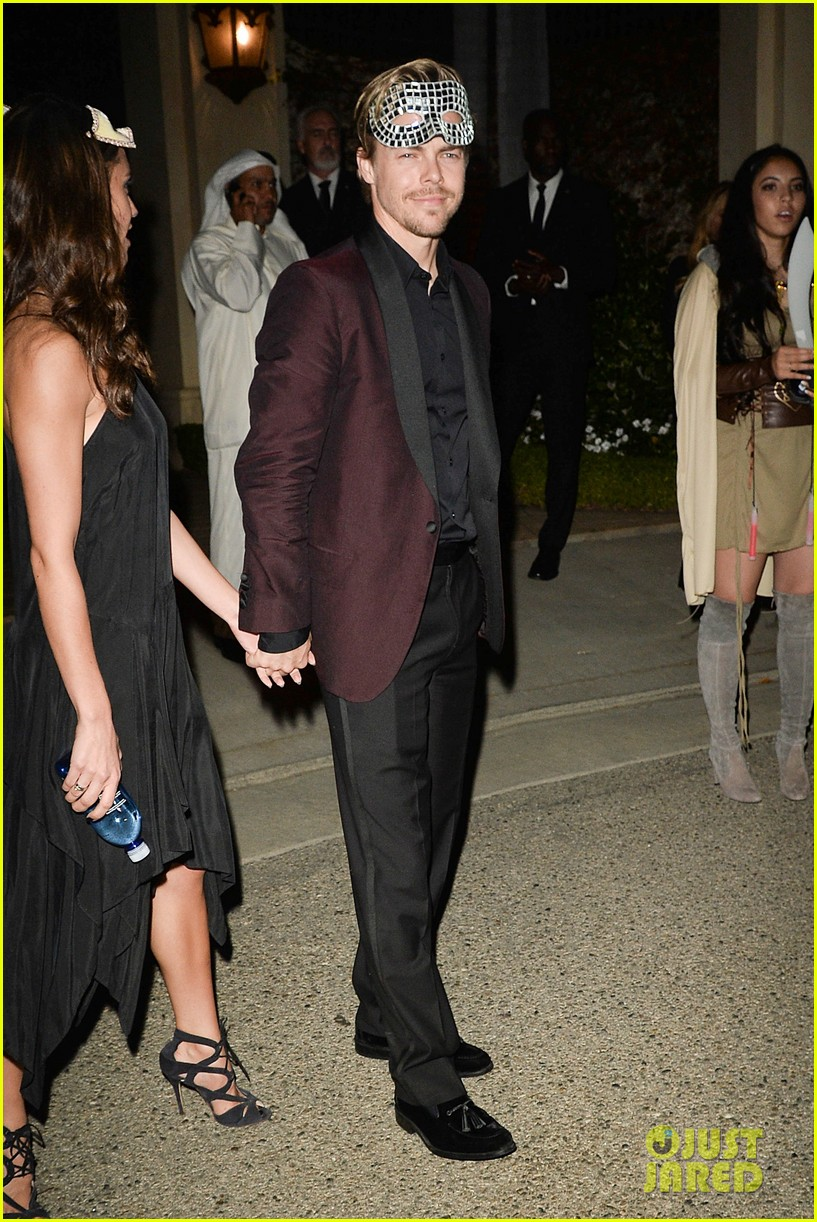 derek hough hayley erbert ryan lochte lauren conrad casamigos party 17