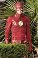 grant gustin flash mark hamill trickster set 21