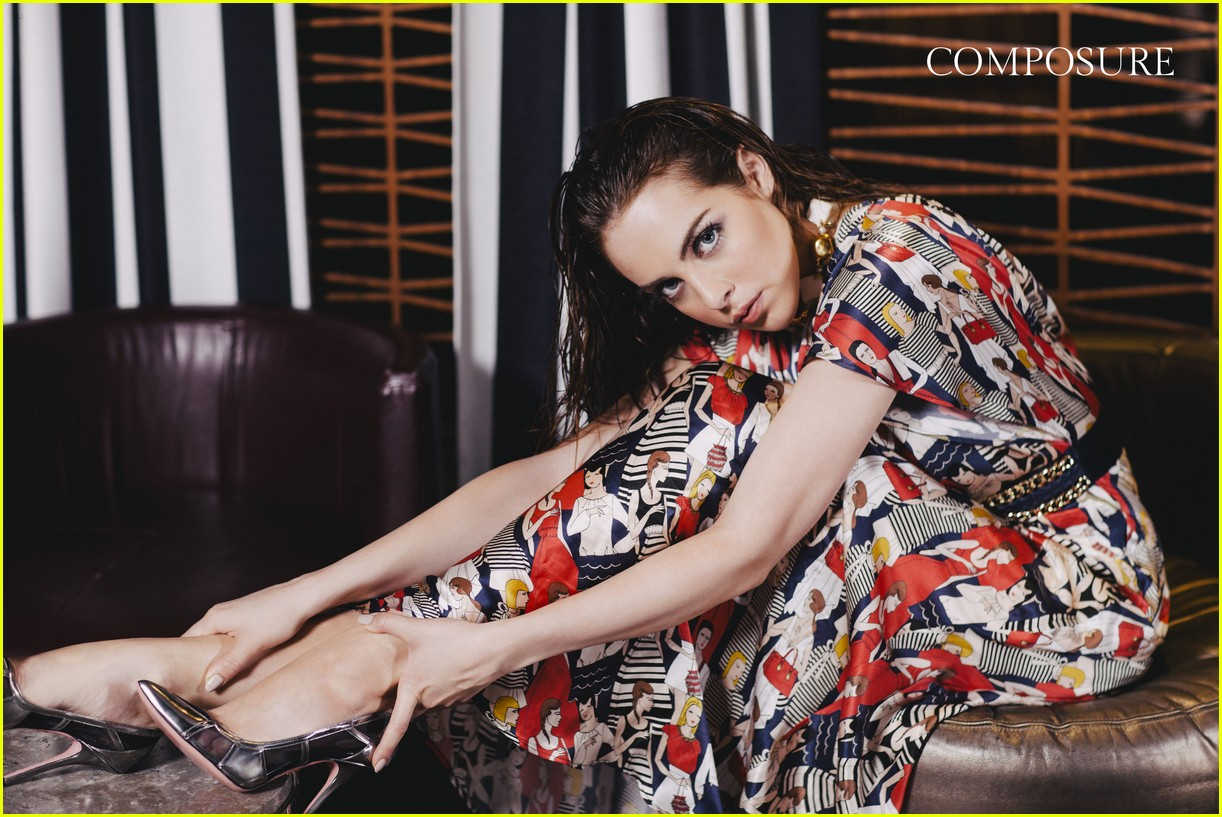 elizabeth gillies composure magazine feature 02