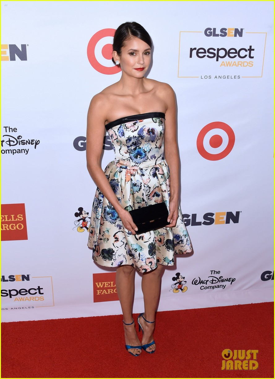 connor franta nina dobrev chelsea kane more glsen respect awards 16