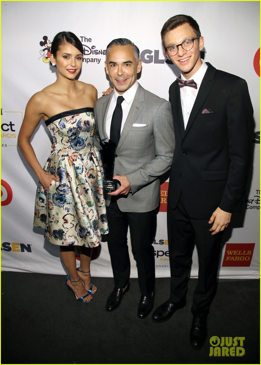connor franta nina dobrev chelsea kane more glsen respect awards 35