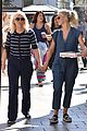 julianne hough picks up pizza at the grove 01