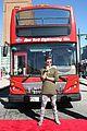 jake miller tour bus new york city 36