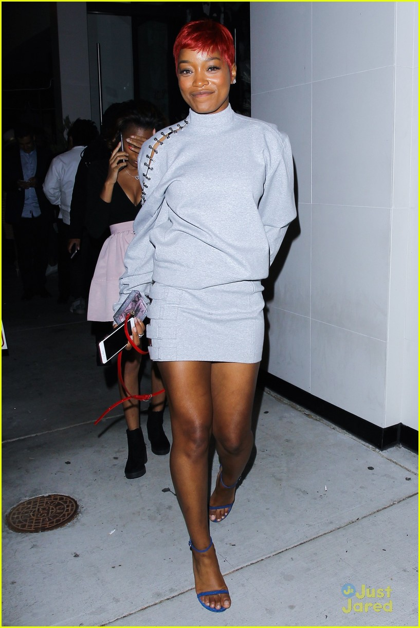 Keke Palmer Teams Up With ShoeDazzle For Two New