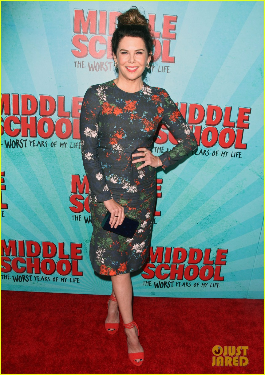 lauren graham middle school movie la mamarazzi premieres 01