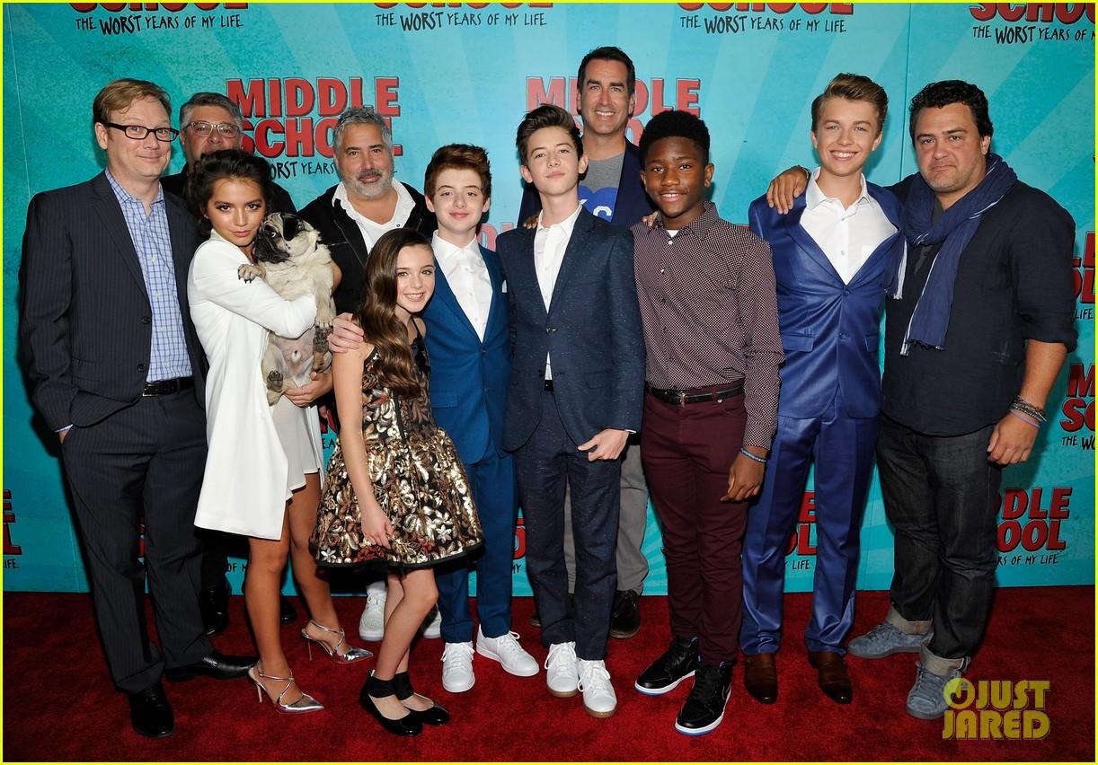 lauren graham middle school movie la mamarazzi premieres 19