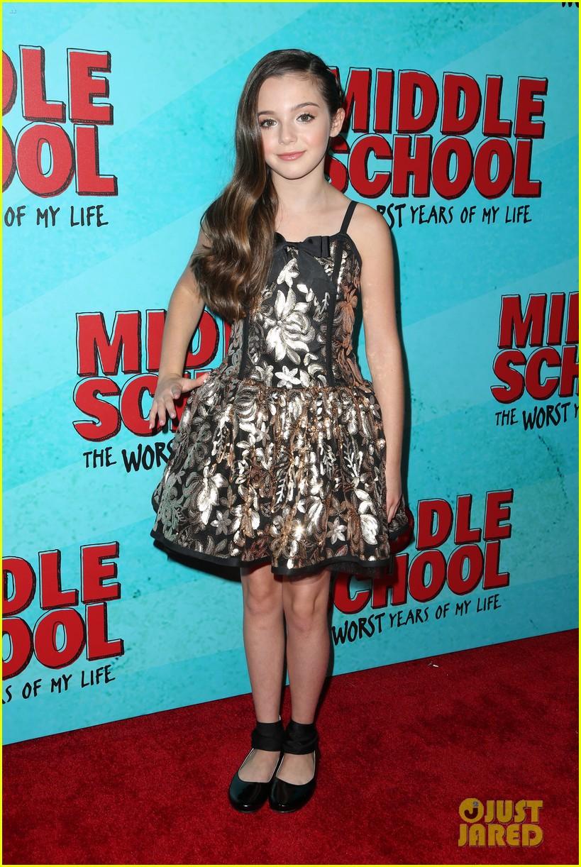 lauren graham middle school movie la mamarazzi premieres 37