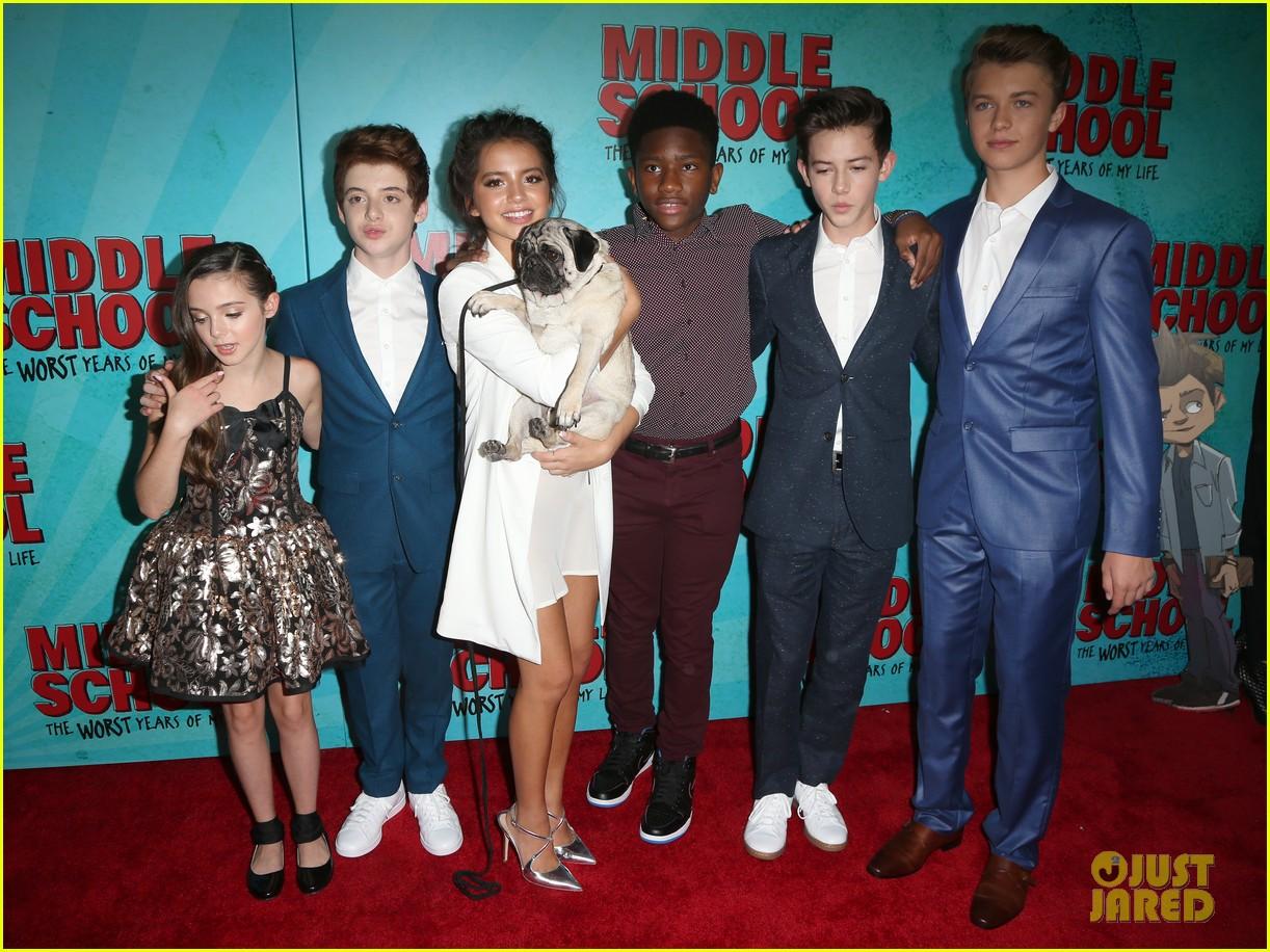 lauren graham middle school movie la mamarazzi premieres 42