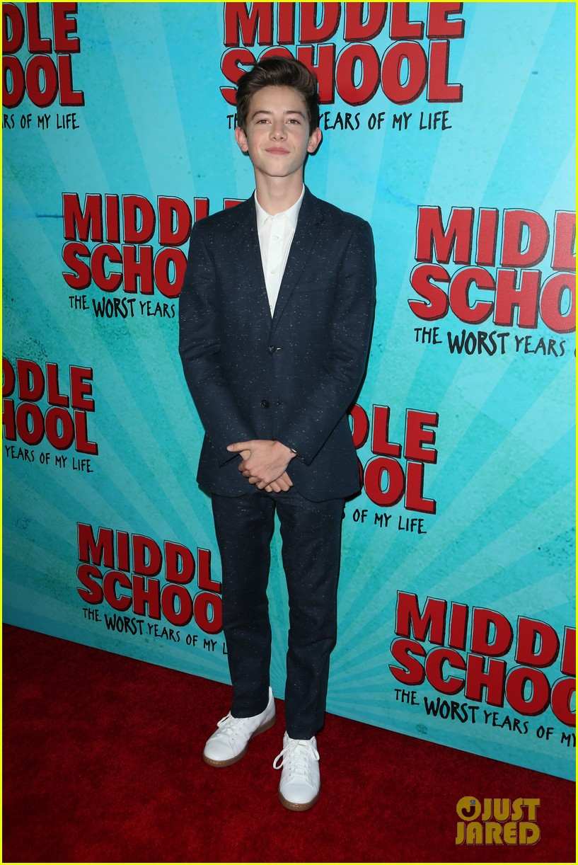 lauren graham middle school movie la mamarazzi premieres 47