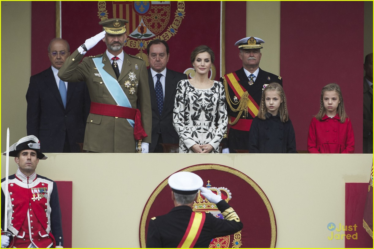 leonor sofia spain national day celebrations 03