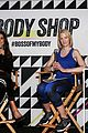 lea michele shows off her healthy habits ahead of shape body sho event in nyc 24