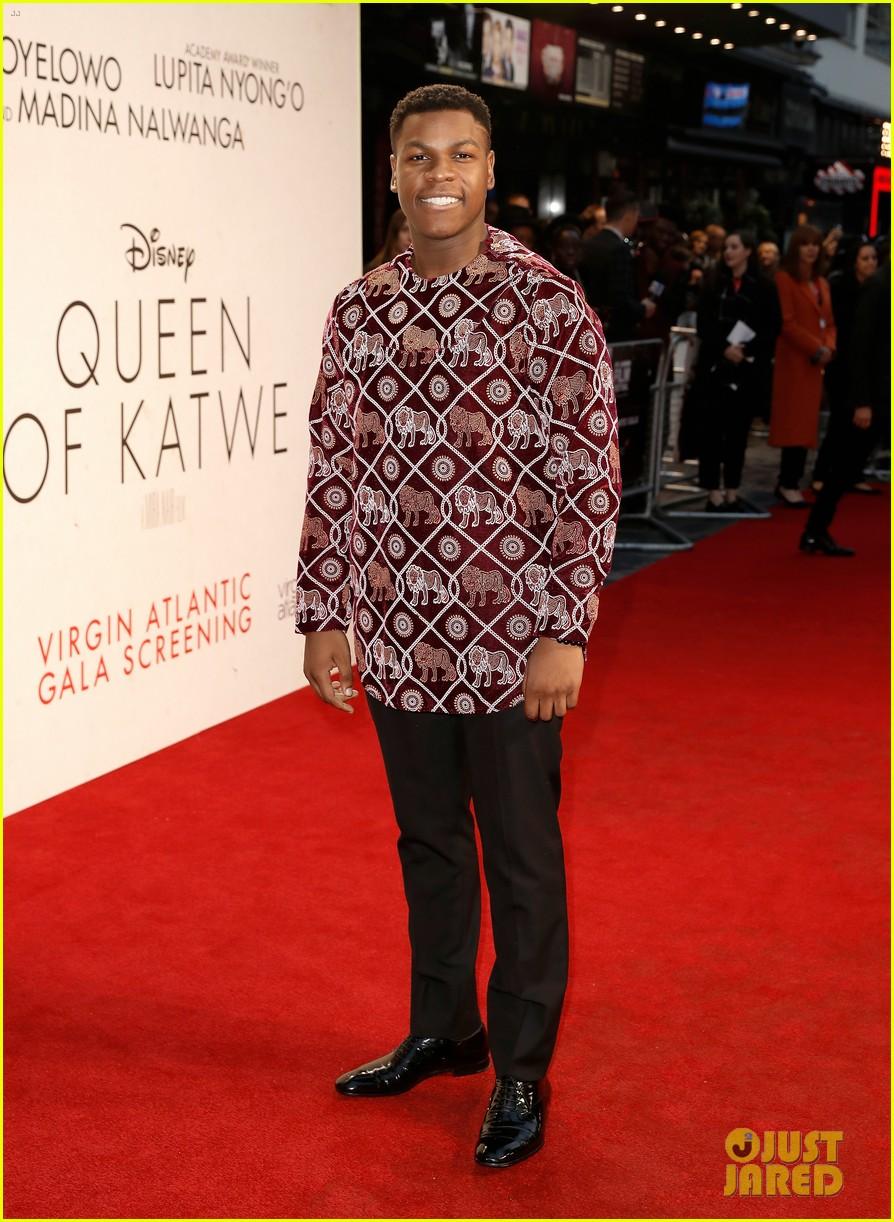 lupita nyongo john boyega premiere queen of katwe bfi london 11